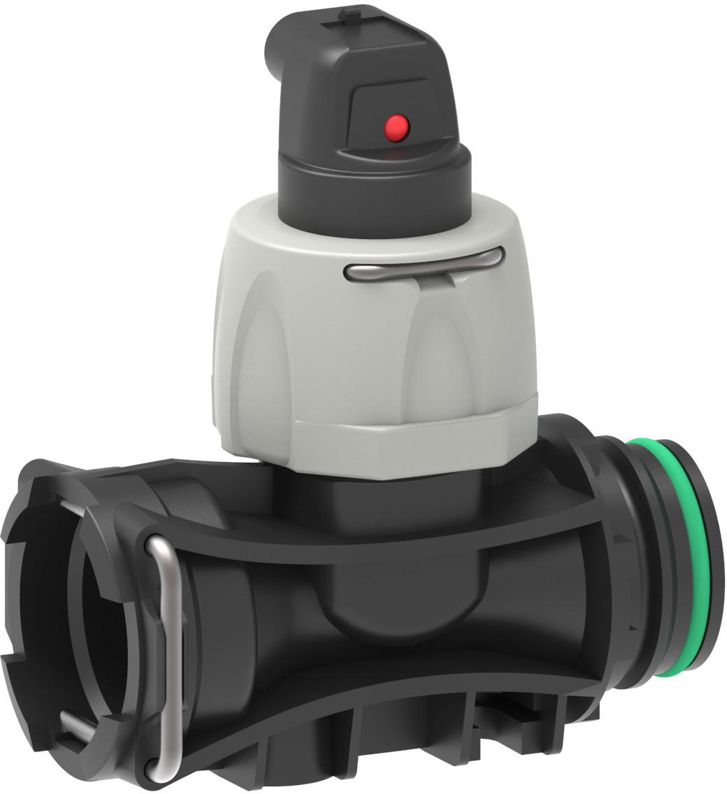 Лопастной расходомер WOLF, 10-200 л/мин (T5)