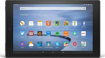 Планшет Amazon Fire HD 10 1/16GB Wi-Fi (2015) Silver EN Grade B