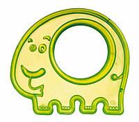 Прорезыватель (зубогрызка) прозрачный от 0 мес. канпол Canpol Babies
