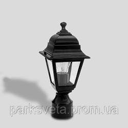 Светильник парковый,чер/сереб WimbledonI QMT 1113S