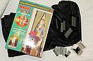 Magic Mesh Антимоскитная сетка на магнитах! Сетка на дверь от комаров TyT, фото 3