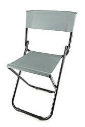 Кемпинговый стул кресло для отдыха и рыбалки TyT