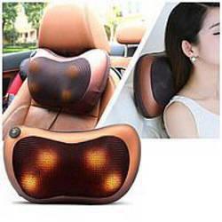 Массажная подушка Magic Massager pillow для шеи,спины,поясницы,в Автомобиль TyT