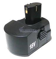 Аккумулятор шуруповерта Einhell 18V (башмак) 3 контакта