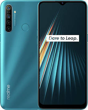 Смартфон Oppo Realme 5i 4/64Gb Blue Global