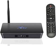 Смарт ТВ X92 TV Box Amlogic S912, 2Gb+16Gb