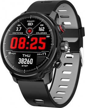 Смарт-часы Lemfo L5 smart watch Mavens (Black/Gray)