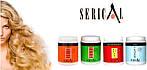 Serical - професійні маски для волосся з Італії
