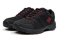 Мужские кроссовки в стиле Columbia Omni-Grip, черные 42(26 см), последний размер