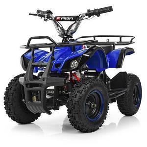 Квадроцикл PROFI HB-EATV800N-4(MP3) V3 Синий для подростков