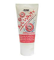 Детская гель-паста Solutions XyliWhite со вкусом жевательной резинки, 85 г