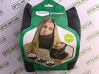 Подушка шарф для путешествий Travel pillow