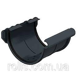 Соединитель желоба Galeco PVC 110/80 з'єднувач ринви водостічної RE110-_-LA----G
