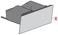 7313232281 Контейнер для жмиху(ETAM), DeLonghi