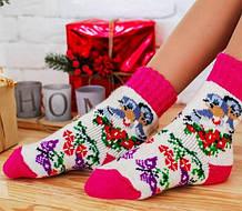 Шкарпетки дитячі з вовни, ангори