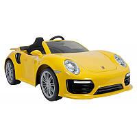 Детский электромобиль Porsche 911 Turbo 6V Injusa 7182