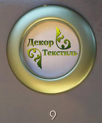 ЛЮВЕРСЫ 35 ММ, E0006, цвет 9 (зеленный), фото 2