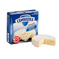 Сир м'який з блакитною цвіллю 60% Cambozola ТМ Käserei Champignon 125г