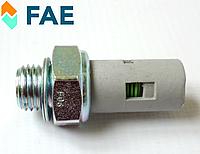 Датчик давления масла, серый на Renault Trafic / Opel Vivaro 1.9dCi / 2.5dCi (2001-2014) FAE (Испания) 12636