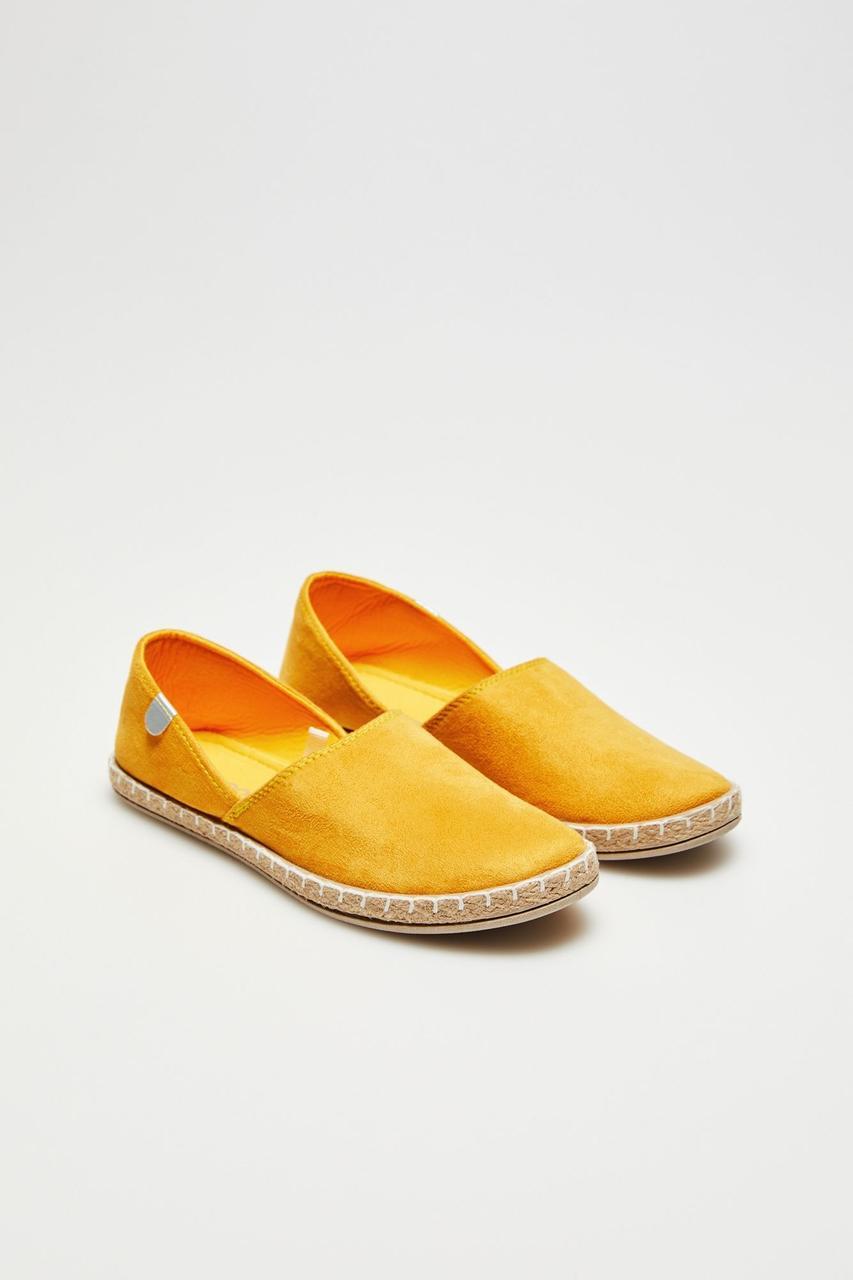 Обувь женские MOODO L-BU-3102 YELLOW