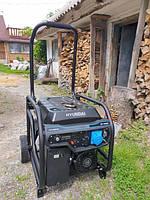 Бензиновый генератор 8 кВт Hyundai HHY 10050FE