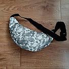 Поясная сумка, Бананка, барсетка андер армор, Under Armour. Пиксель Vsem, фото 2