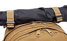Тактический, походный рюкзак Military. 30 L. Койот, милитари.  / T420 Vsem, фото 7