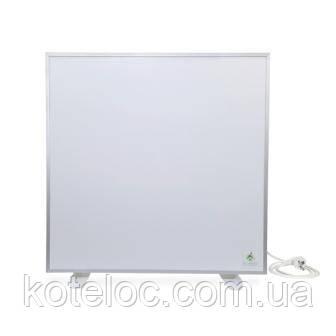 Керамический обогреватель Ecoteplo 400 Вт белый с электронным терморегулятором, фото 2