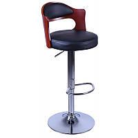 Барный стул Париж хокер (бежевый, коричневый, красный черный)