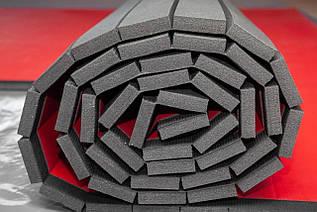 Спортивные РОЛЛ- маты для дзюдо / джиу-джитсу, толщина 50 мм