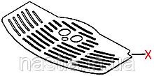 5332164000 Решітка піддону(EAM, ESAM), DeLonghi