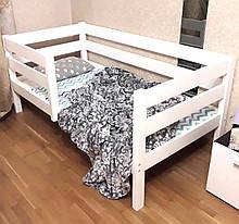 Кроватка подростковая с двойным бортом