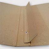 Архивная папка для документов формата А4 230*320 мм с титульной страницей, фото 3