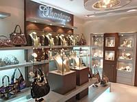 Мебель для бутиков и магазинов подарков и сувениров