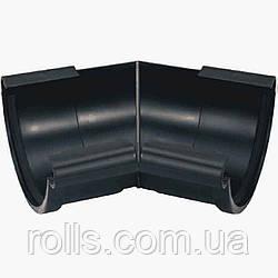 Угол внутренний 135° Galeco PVC 110/80 кут внутрішній 135° ринви водостічної RE110-_-LW135-Х