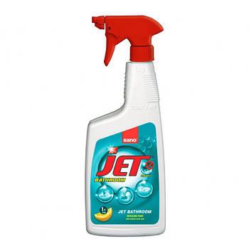 Средство для чистки акриловых поверхностей Sano Jet Bathroom , 1 л