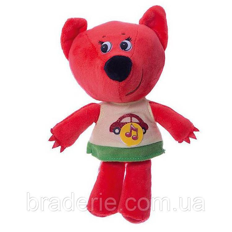 Мягкая игрушка Ми-ми-мишки  Лисчка 002025 озвученная