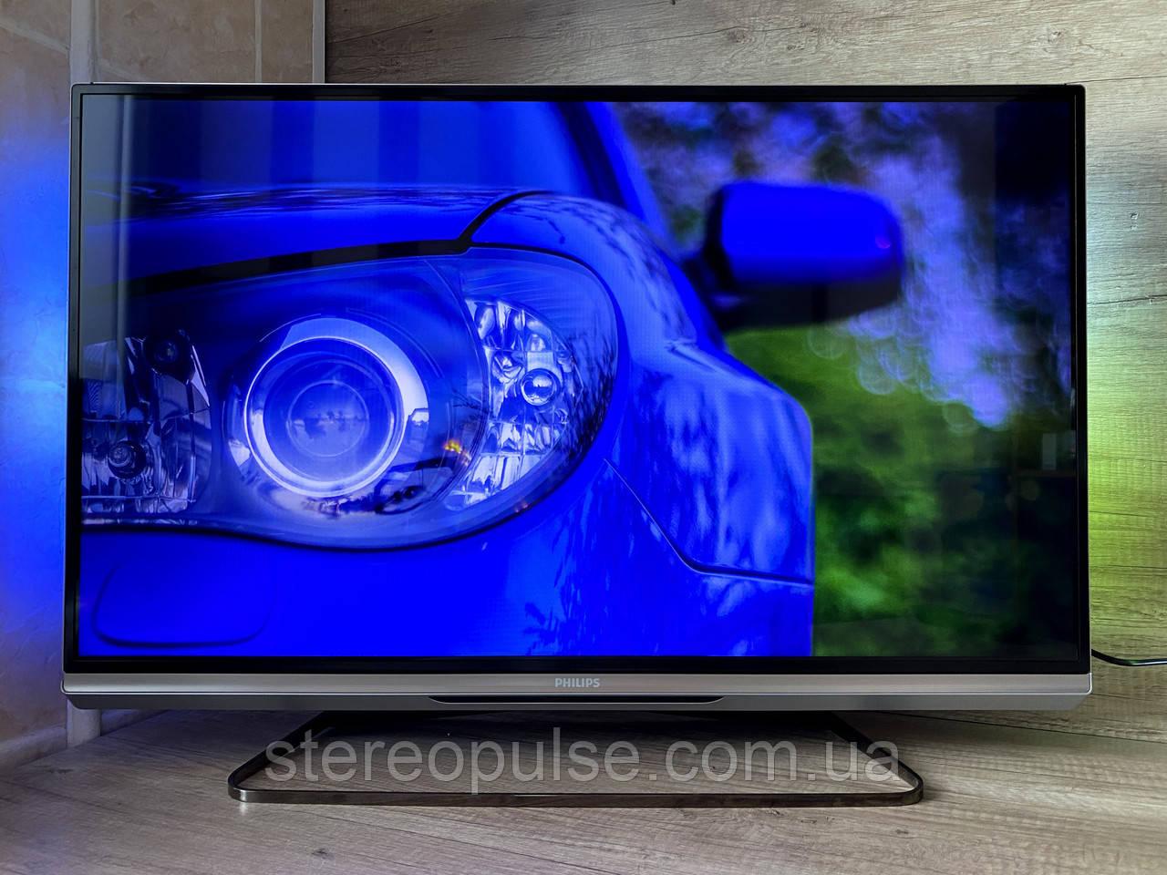 LED телевизор 37'' Philips 37PFL6777K/12