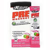 Предтренировочная формула с кофеином, Extreme Edge, Bluebonnet Nutrition, 20 пакетиков