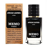 Memo African Leather TESTER LUX, унисекс, 60 мл