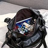 Стильная классическая сумка, фото 5