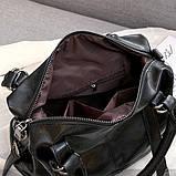Стильная классическая сумка, фото 6