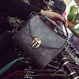 Шикарная небольшая сумка, фото 3