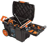 "Кейс для інструментів 23"", Rolling 5.5 кг, ABS пластик"
