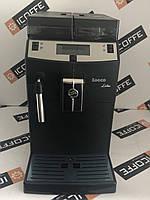 Кофемашина автоматическая Saeco Lirika Black