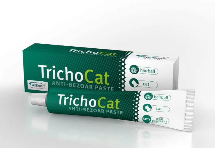 VetExpert TrichoCat ТріхоКет паста для виведення шерсті , 50 гр