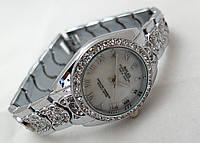 Женские часы ROLEX -  Oyster Perpetual, цвет корпуса серебристый, перламутр, фото 1