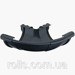 Кут зовнішній 135° Galeco PVC 110/80 кут зовнішній 135° водостічної ринви RE110-_-LZ135-Х