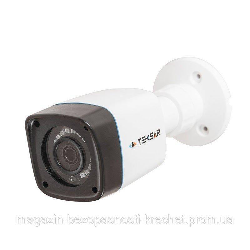 AHD Камера Tecsar AHDW-3M-20F-light