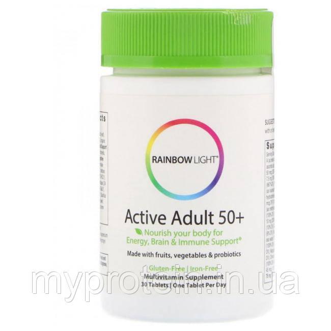 Rainbow LightВитамины и минералы для взрослыхActive Adult 50+30 tab